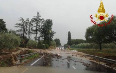 Danni del maltempo del 27-28 luglio: aperto sportello straordinario ad Arezzo